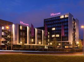 Mercure Hotel Groningen Martiniplaza, hotel in Groningen