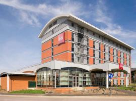 ibis London Elstree Borehamwood, hotel near Cockfosters Tube Station, Borehamwood