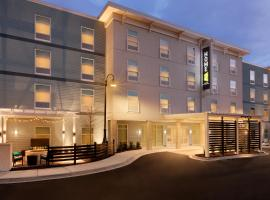 Home2 Suites By Hilton Mt Pleasant Charleston, hotel in Charleston