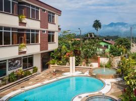 Hotel Palmar del Río Premium, hotel em Archidona