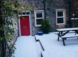 The Cottage, hotel near Aberdeen Harbour, Aberdeen