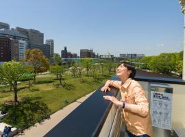 Kintetsu Friendly Hostel Osaka Tennoji Park, accessible hotel in Osaka