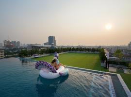 Romance Hotel Sukhumvit 97, hotel near The Paseo Mall, Lat Krabang, Bangkok