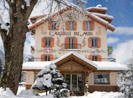 Aiguille du Midi, hotel in Chamonix