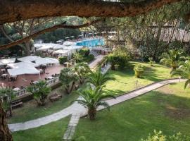 Park Hotel Marinetta, hotell i Marina di Bibbona