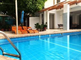 Hotel Cielo, hotel en Tarapoto