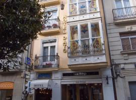 Hotel Dato, hotel in Vitoria-Gasteiz