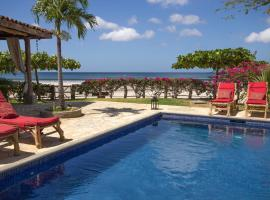 La Veranera, Playa El Coco, hotel in Escameca