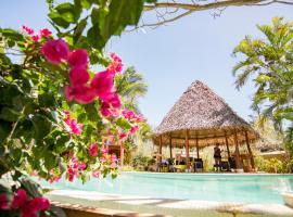 Hotel Cantarana, hotel in Playa Grande