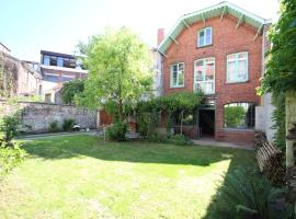 La maison du fond du jardin, zelfstandige accommodatie in Brussel