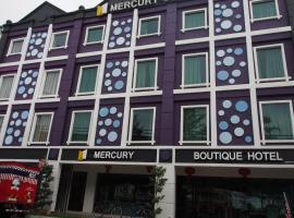 Mercury Boutique Hotel, hotel in Malacca