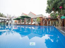 River Waves Villa, hotel en Hoi An