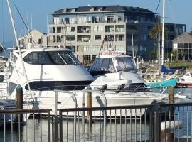 Marina View Apartments, hotel in Gisborne