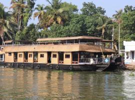 Friends Cruise, Nightstay Houseboat, boat in Alleppey