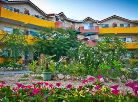 Jakuzzi – hotel w mieście Vama Veche