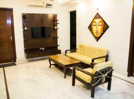 Qutub heights, apartment in New Delhi