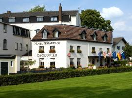 Fletcher Hotel Restaurant De Geulvallei, pet-friendly hotel in Valkenburg