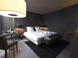Flanders Hotel, hotelli Bruggessa