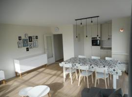 sandpiper De Panne, apartment in De Panne