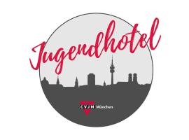 CVJM Jugendhotel München, hotel near Central Station Munich, Munich