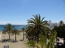 Marbella Beach and Sea View apartment, Marbesun Properties, apartment in Marbella