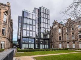 Modern central apartment, hotel cerca de Universidad de Edimburgo, Edimburgo
