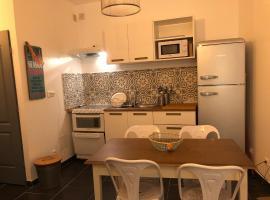 La Bulle, apartment in Cassis