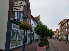 Hostel Gästehaus zum Padre, hostel in Goch