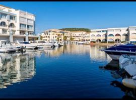 Résidence la corvette, hotel near Espace Georges Brassens, Sète
