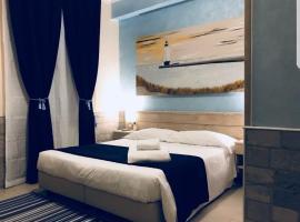 Fiumicino Airport B&B Deluxe, hotell nära Rom Fiumicino flygplats - FCO,