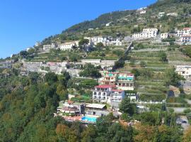 Hotel Villa Giuseppina, hotel near Villa Rufolo, Scala