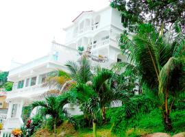 Taboga Palace SPA Hotel, hotel in Taboga