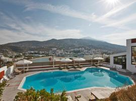 Mare Vista Hotel - Epaminondas, ξενοδοχείο στο Μπατσί