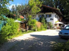 Zum Alten Forsthaus, Hotel in der Nähe von: Gondelbahn Winkelmoosalm, Reit im Winkl
