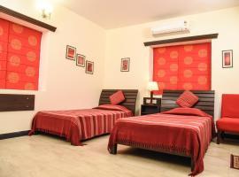 Red Arrow Residency, room in Kolkata