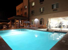 Garden Place Suites, Hotel in Sierra Vista