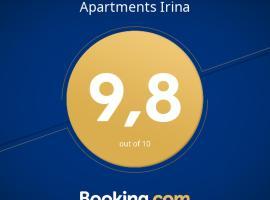 Apartments Irina, luxury hotel in Ičići