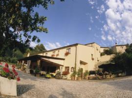 Locanda Cacio Re, hotel in Vallo di Nera