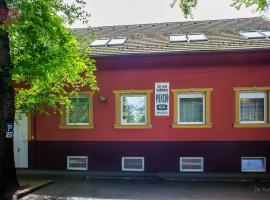Cívis Szálláshely, magánszállás Debrecenben