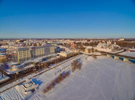Юбилейная, отель в Ярославле
