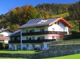 Haus Heimattreu, Hotel in Schönau am Königssee