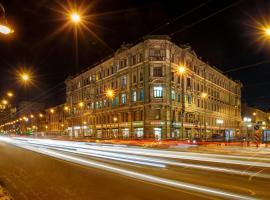 Liteyny Hotel, hotel in Saint Petersburg