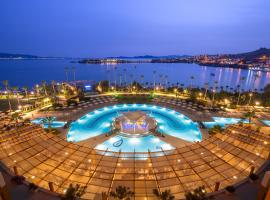 Kefaluka Resort Ultra All Inclusive, hotel in Akyarlar