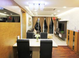 H2H - Maison De Luxe @ Majestic Ipoh (6~8 Guest), apartment in Ipoh