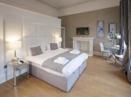 Hanover 71 Suites, hotel cerca de Charlotte Square, Edimburgo
