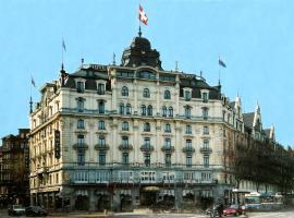 Hotel Monopol Luzern, hotel in Lucerne