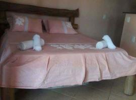Pousada Paradise, hotel with pools in Canoa Quebrada