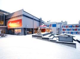 Santasport Resort, hotel in Rovaniemi