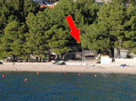 Apartments by the sea Brela, Makarska - 6007, apartment in Brela