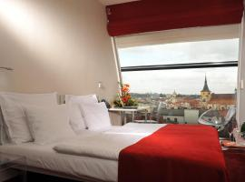 Design Metropol Hotel Prague, hotel near Czech National Theatre, Prague